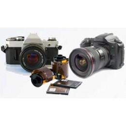 Analog (Film) Dijital Fotoğraf Makineleri: Avantaj ve Dezavantajları