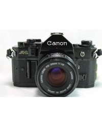 CANON A-1 - 50 MM FOTOĞRAF MAKİNESİ