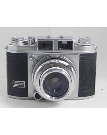 1950's SUPER BALDINA FOTOĞRAF MAKİNESİ